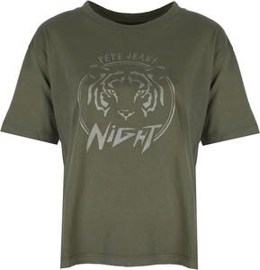 T-shirt ubierzsie.com z krótkim rękawem