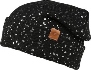 Czarna czapka Chillouts