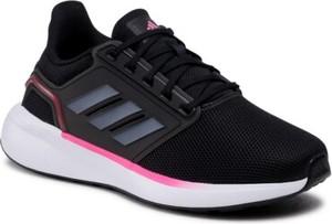 Buty sportowe Adidas w sportowym stylu sznurowane z płaską podeszwą
