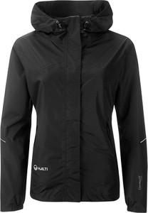 Czarna kurtka Halti w stylu casual krótka