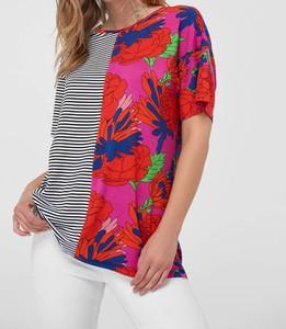 T-shirt Trendyol z okrągłym dekoltem