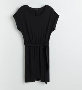 Sukienka Reserved z krótkim rękawem