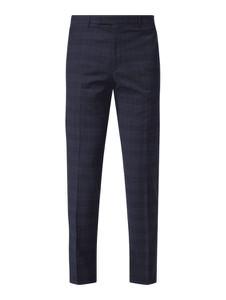 Granatowe spodnie Pierre Cardin