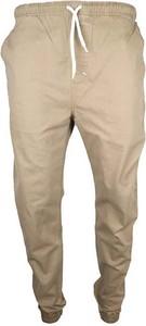 Spodnie Mass Denim z bawełny
