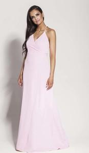 337acfd9a5 Sukienka Dursi z dekoltem w kształcie litery v maxi