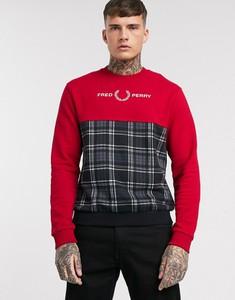 Bluza Fred Perry z dresówki