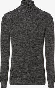 Czarny sweter Redefined Rebel z dzianiny