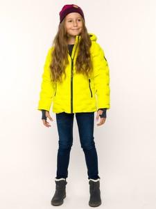 Żółta kurtka dziecięca LEGO Wear