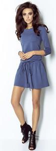 Sukienka Ivon z bawełny mini