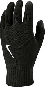 Czarne rękawiczki Nike