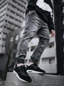 Spodnie Urbancity z bawełny