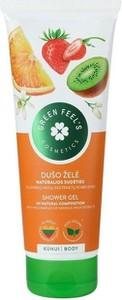 Green Feel`s Green Feel's Żel pod prysznic z ekstraktami owocowymi 250ml