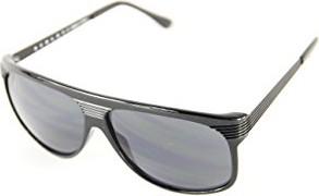 Sisley okulary przeciwsłoneczne 56502-B51 Czarny