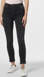 Czarne jeansy Hugo Boss w stylu casual