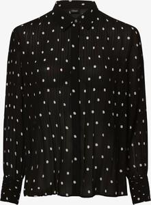 Czarna bluzka S.Oliver Black Label z szyfonu