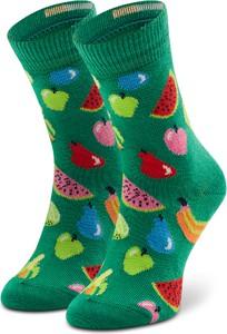 Zielone skarpetki Happy Socks