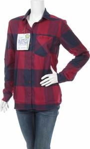 Koszula Vaude w stylu casual z kołnierzykiem