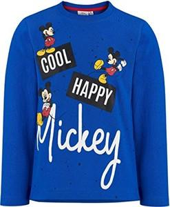 Koszulka dziecięca Disney z długim rękawem