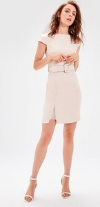 Sukienka Trendyol prosta mini