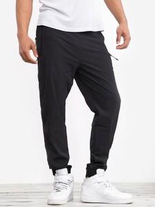 Czarne spodnie K1X