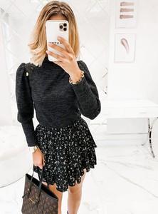 Czarny sweter Pakuten