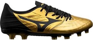 Buty sportowe Mizuno sznurowane ze skóry