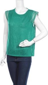 Zielona bluzka Cortefiel