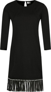 Sukienka Liu-Jo z długim rękawem w stylu casual mini