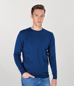 Sweter Lee Cooper z bawełny w stylu casual