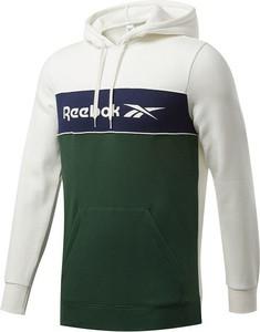 Bluza Reebok Fitness w młodzieżowym stylu z nadrukiem