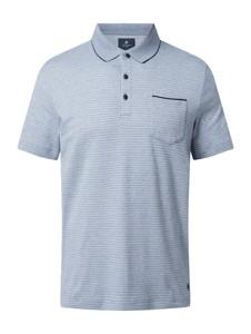 Koszulka polo Pierre Cardin z krótkim rękawem w stylu casual