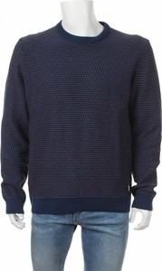 Granatowy sweter ARMEDANGELS