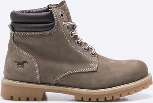 buty mustang męskie wyprzedaż