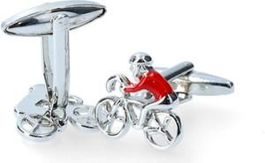 Dobrze Dodane spinki rowerzysta II