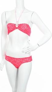Różowy strój kąpielowy Pistol Panties By Deborah Fleming