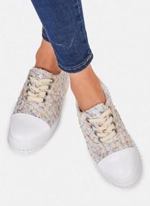 Deezee ozdobne buty sportowe fashion madame