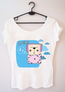 T-shirt Time For Fashion w stylu casual