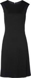 Sukienka bonprix bpc selection premium z okrągłym dekoltem bez rękawów