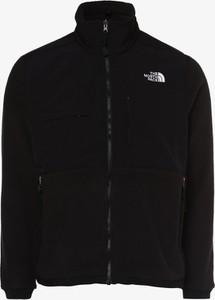 Czarna bluza The North Face w sportowym stylu z polaru