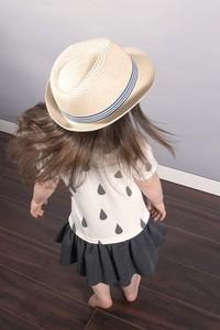 Sukienka dziewczęca El Piloto z bawełny