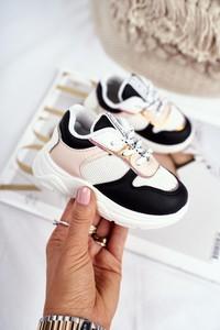 Buty sportowe dziecięce Frrock sznurowane