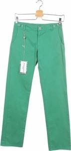 Zielone spodnie dziecięce Dallago 1958