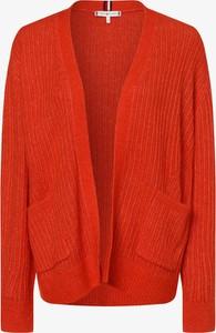 Czerwony sweter Tommy Hilfiger w stylu casual