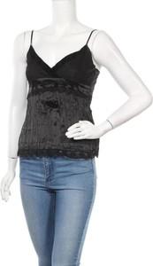 Czarna bluzka Reserved na ramiączkach