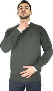 Zielony sweter Woolrich