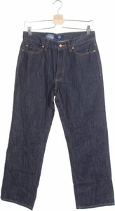 Granatowe jeansy For The Fit