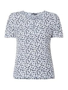 Bluzka Montego z krótkim rękawem w stylu casual