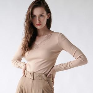 Bluzka Sinsay w stylu casual