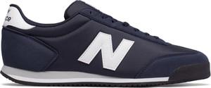 Buty sportowe New Balance sznurowane w street stylu