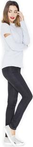 Bluzka Katrus w stylu casual z długim rękawem